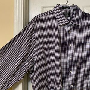 Nordstrom Men's Button Down Shirt- Size 36-37